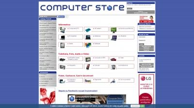 Apri la recensione del sito web: http://shop.computer-store.it