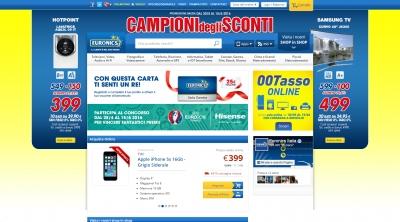 Apri la recensione del sito web: http://www.euronics.it