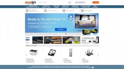 Apri la recensione del sito web: http://www.monclick.it