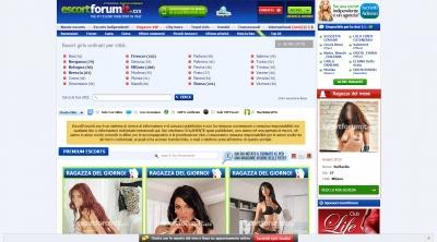 Apri la recensione del sito web: http://www.escortforumit.xxx