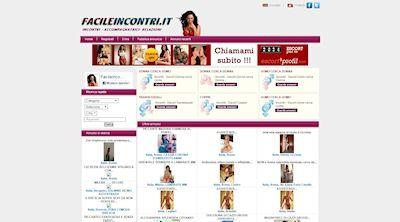 Apri la recensione del sito web: http://facileincontri.it