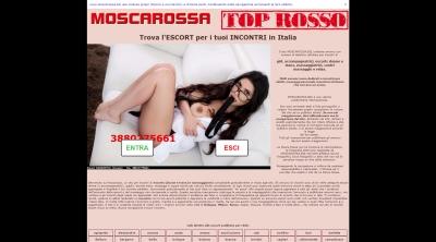 Apri la recensione del sito web: http://www.moscarossa.biz