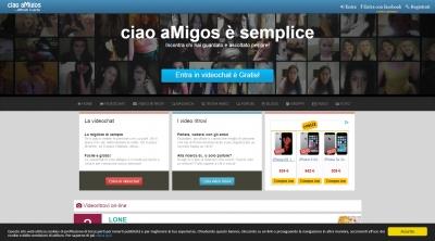 Apri la recensione del sito web: http://www.ciaoamigos.it