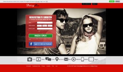 Apri la recensione del sito web: http://www.datingbox.it