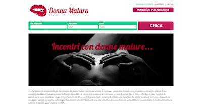 Apri la recensione del sito web: https://www.donna-matura.com