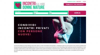 Apri la recensione del sito web: http://www.incontridonnamatura.com/