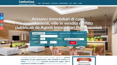 Apri la recensione del sito web: http://www.cambiocasa.it