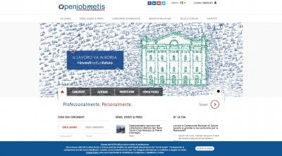 Apri la recensione del sito web: http://www.openjob.it