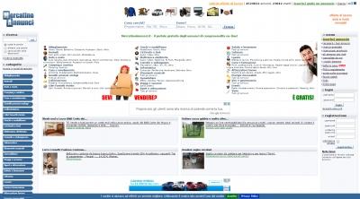 Apri la recensione del sito web: http://www.mercatinoannunci.it