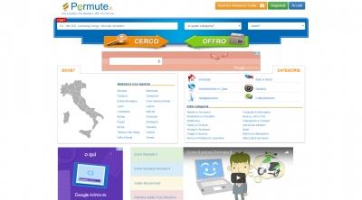 Apri la recensione del sito web: http://www.permute.it