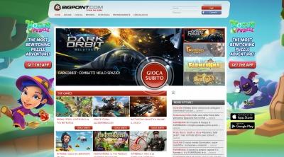 Apri la recensione del sito web: http://www.bigpoint.com