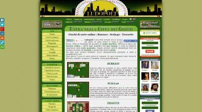 Apri la recensione del sito web: http://www.ludopoli.it