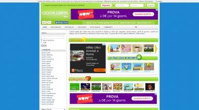 Apri la recensione del sito web: http://www.giochi-gratis.eu
