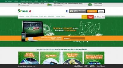 Apri la recensione del sito web: http://www.sisal.it