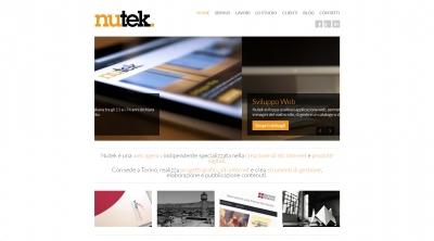 Apri la recensione del sito web: http://nutek.it