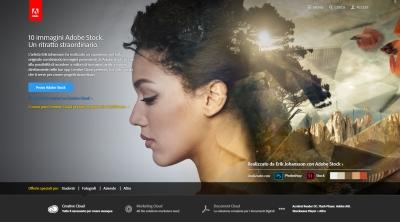 Apri la recensione del sito web: http://www.adobe.com/it