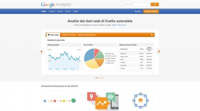 Apri la recensione del sito web: http://www.google.it/intl/it/analytics
