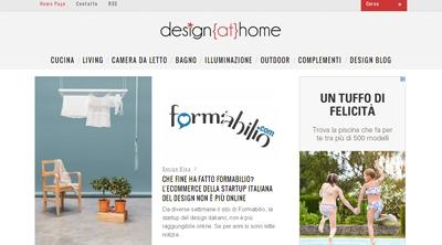 Apri la recensione del sito web: http://designathome.it