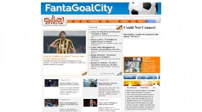Apri la recensione del sito web: http://www.goalcity.com
