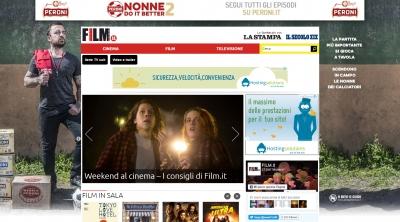 Apri la recensione del sito web: http://www.film.it