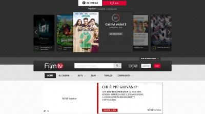 Apri la recensione del sito web: http://www.filmtv.it