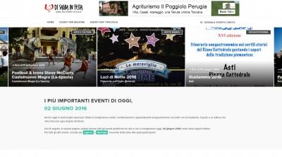 Apri la recensione del sito web: http://www.disagrainfesta.it