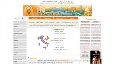 Apri la recensione del sito web: http://www.giraitalia.it