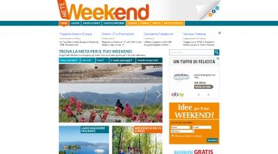 Apri la recensione del sito web: http://www.meteweekend.it