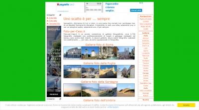 Apri la recensione del sito web: http://www.foto-per-caso.it