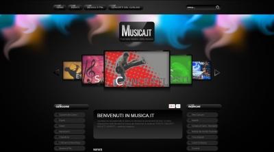 Apri la recensione del sito web: http://www.musica.it