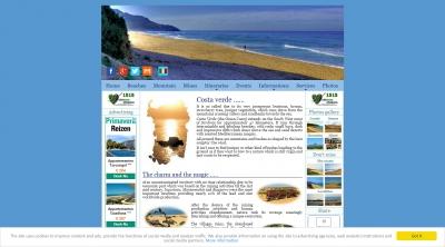 Apri la recensione del sito web: http://www.lacostaverde.eu