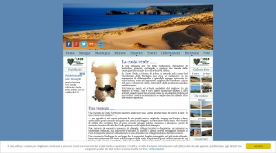 Apri la recensione del sito web: http://www.lacostaverde.it