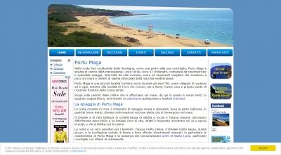 Apri la recensione del sito web: http://www.portu-maga.it