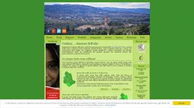 Apri la recensione del sito web: http://www.umbria-la-strada-olio.it